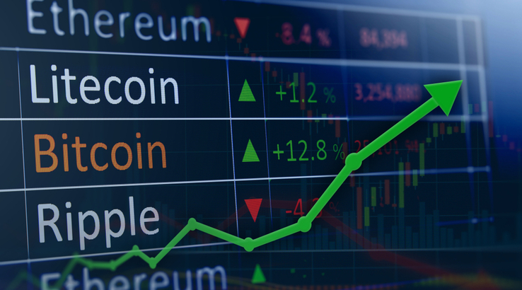 coin cryptocurrency prices
