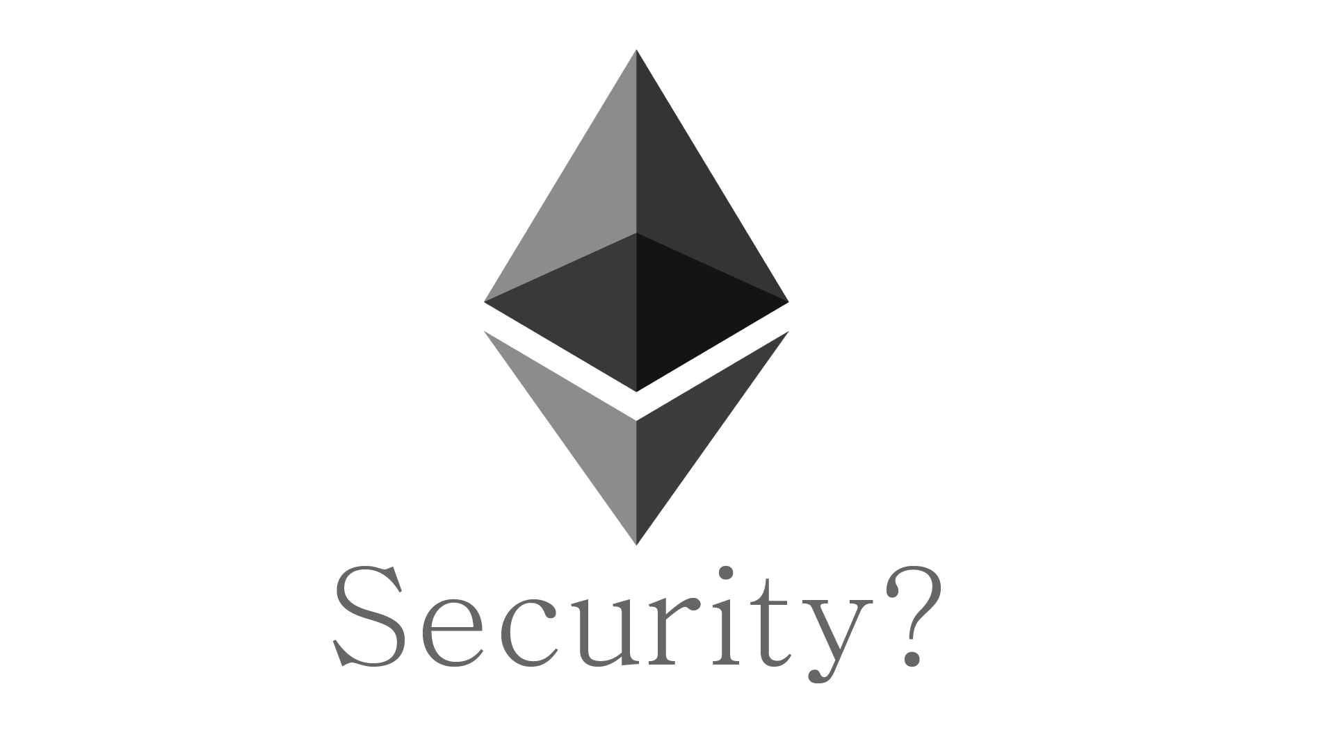 Is Ethereum a security?