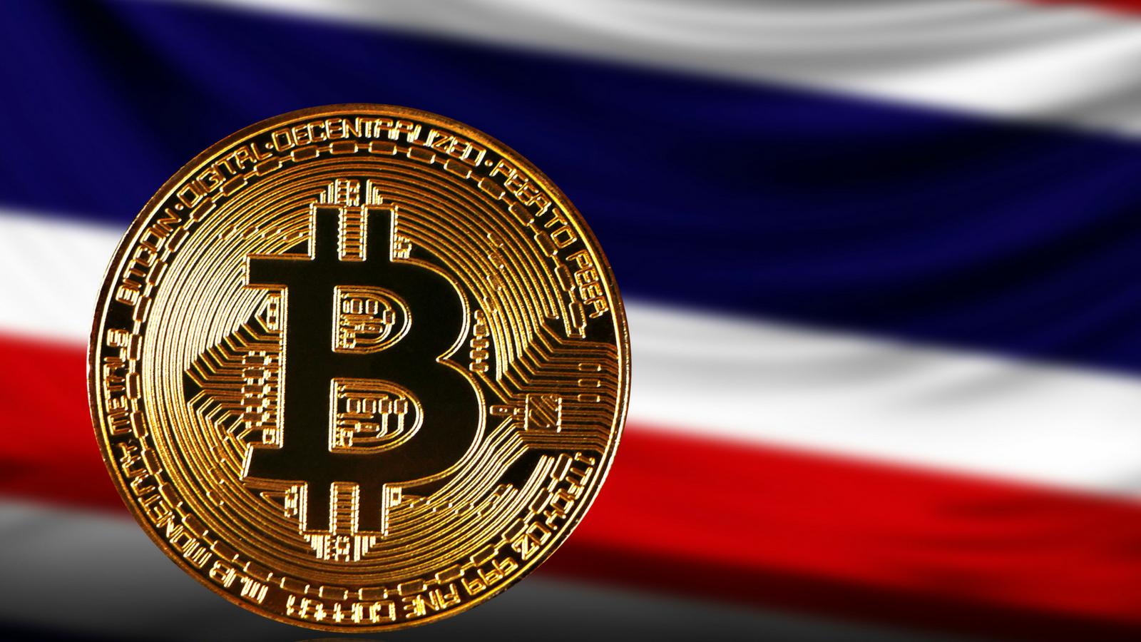 Thailand Classify Crypto