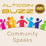 Community Speaks
