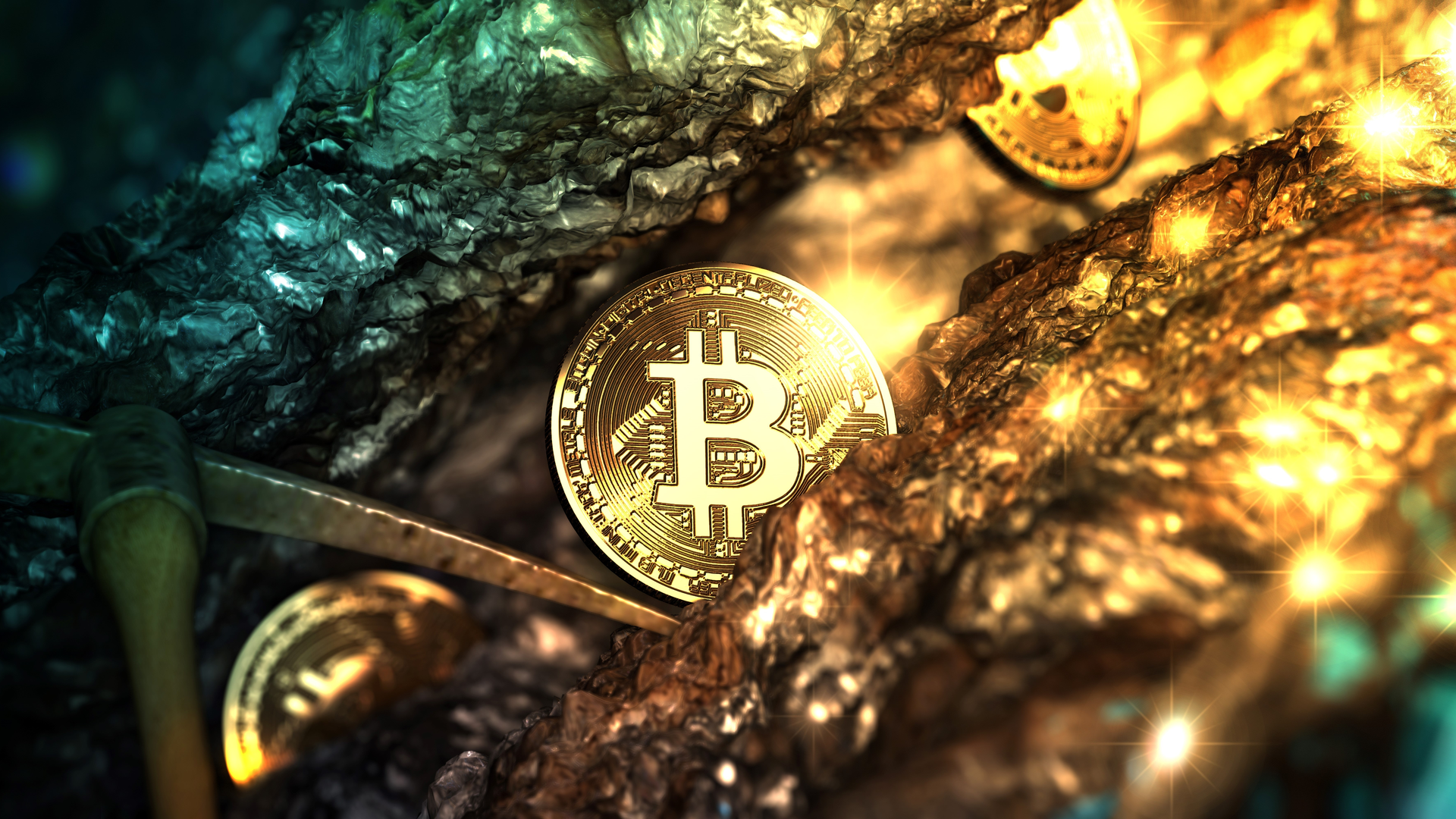New research shows that bitcoin mining is cheaper than gold mining mining altcoin buzz - Mining images hd ...