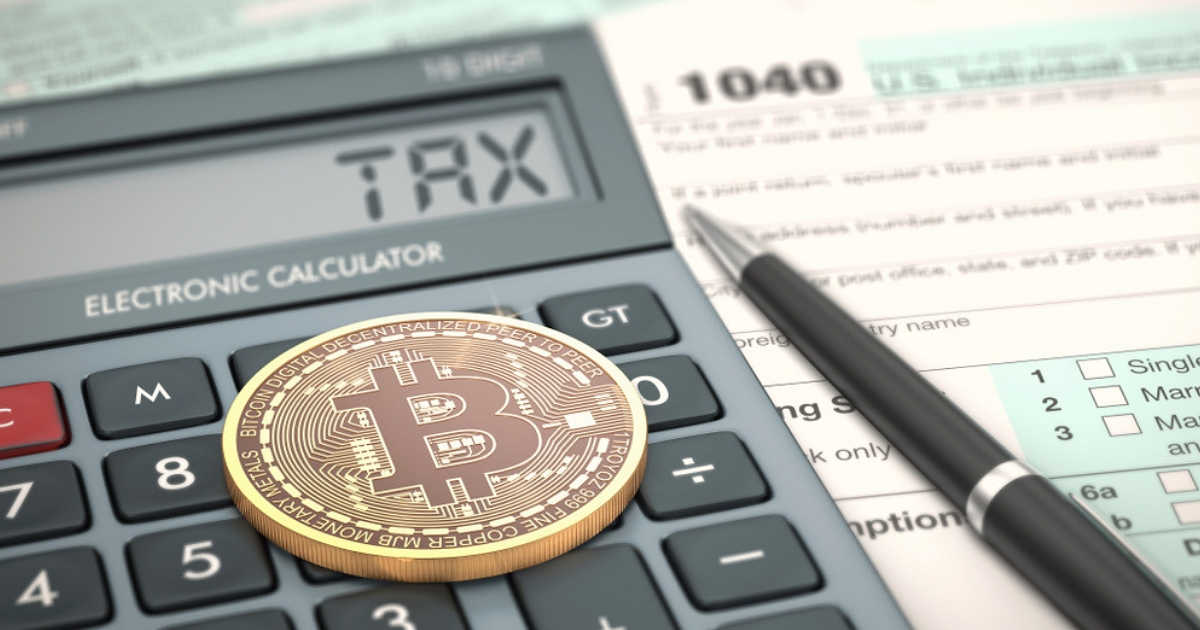 how much should you set aside for taxes with cryptocurrency
