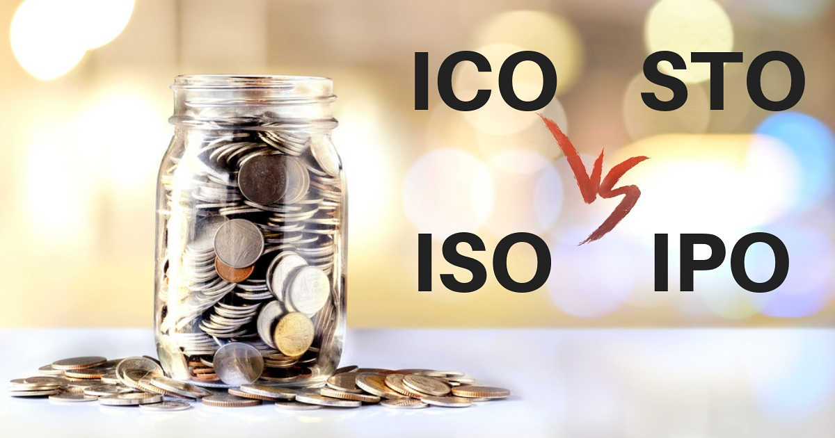 Roi ico and ipo difference