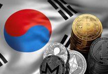 Crypto Coins On S. Korean Flat