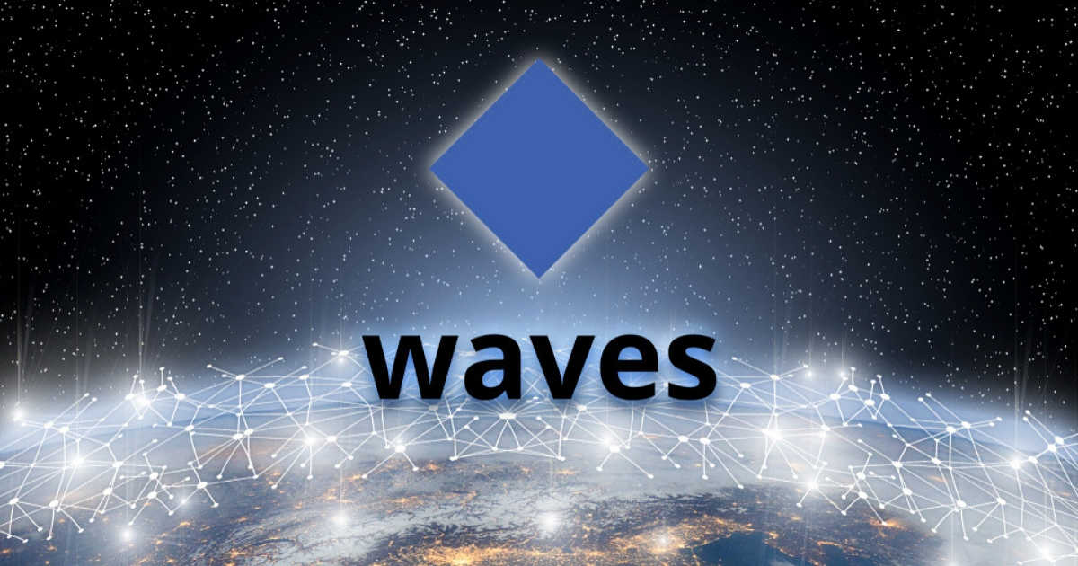 WAVES Waves coin