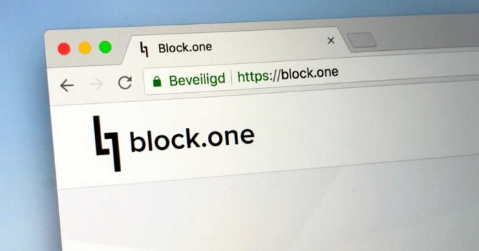 EOS New York Acquisition by Block.one