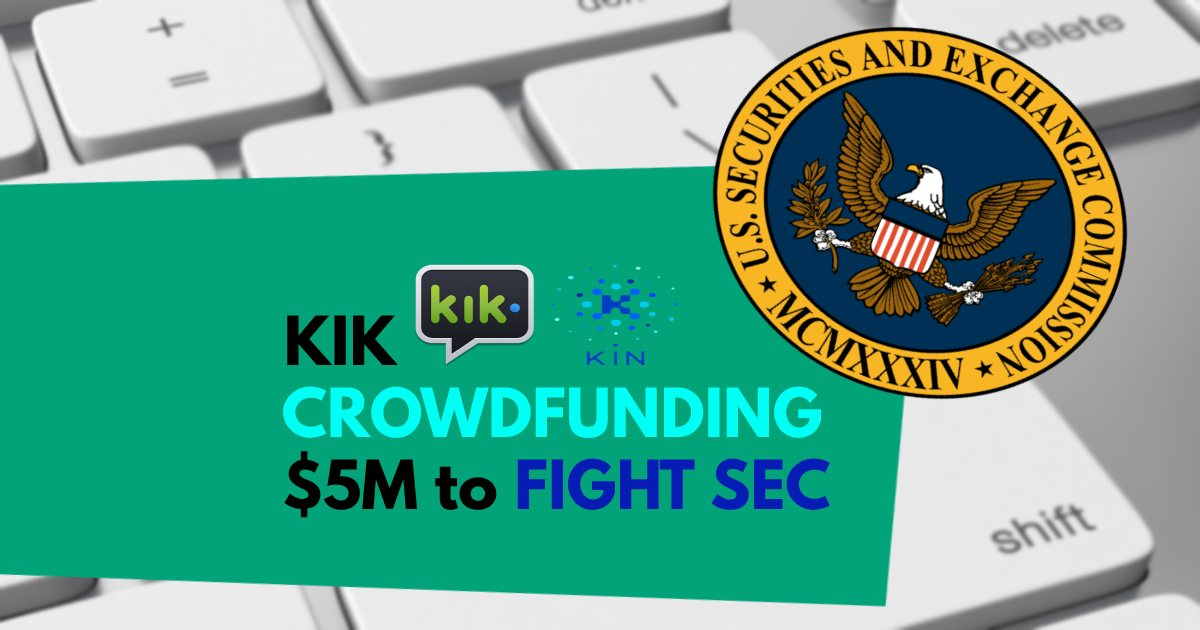 Image result for Kik vs sec