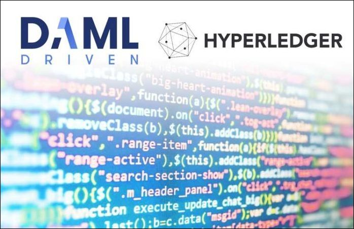 DAML Driven Hyperledger