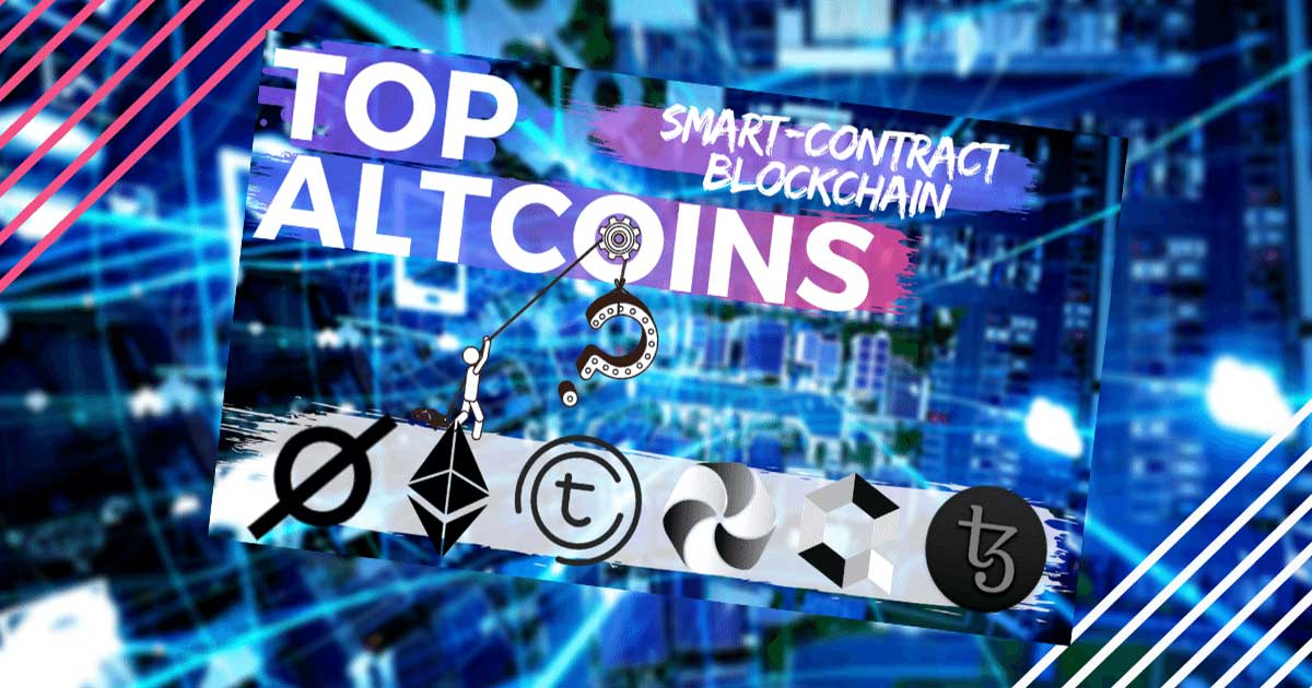 Top Altcoins 2019 Blockchain Protocols! Ethereum, Cosmos, HPB