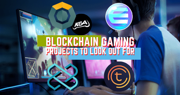 4 Cryptocurrency Projects to look out For In The Blockchain Gaming World -  Altcoin Buzz