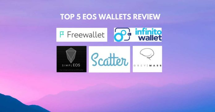 Top 5 EOS Wallets Review