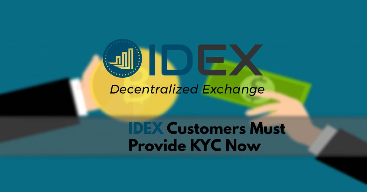 Decentralized exchange launches