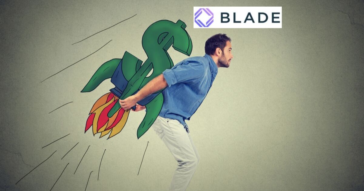 Blade crypto exchange