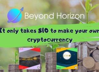 it only take $10 to make your own cryptocurrency
