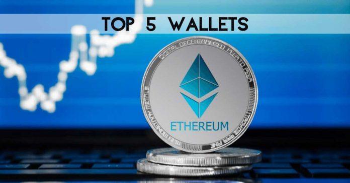 Top 5 Ethereum Wallets