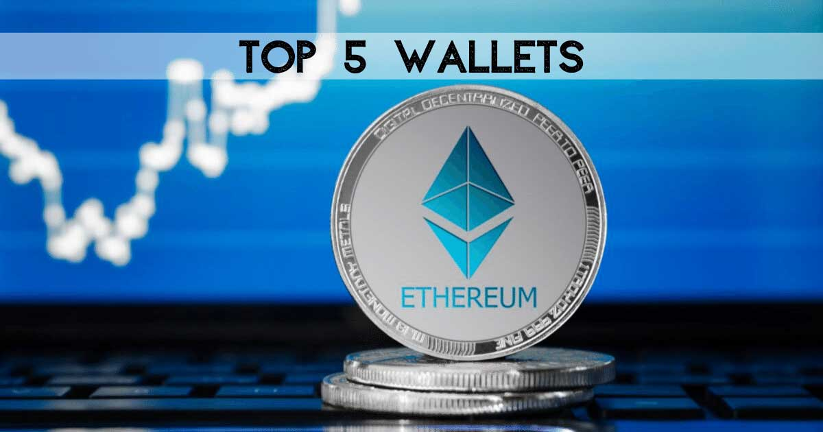 5 best cryptocurrency wallets