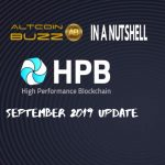 HPB is a truly decentralized blockchain project has a lot of potential in my opinion; great team and partners