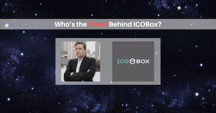 ICOBox's Nikolay Evdokimov is a real trickster