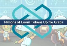 Loom tokens are up for grabs