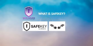 Safe Haven Launches SafeKey - Hardware for 2FA and Crypto Inheritance