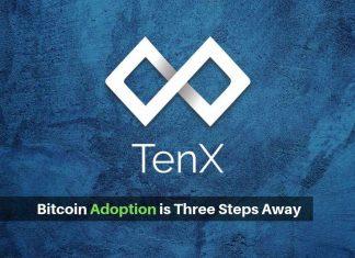 Believe TenX- Bitcoin adoption is three steps away