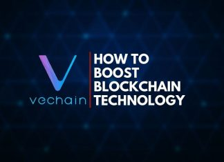 VeChain talks about blockchain