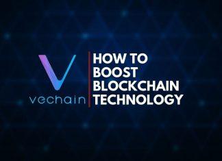 VeChain talks about blockchain