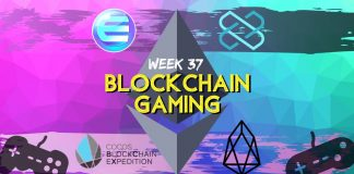 All the latest from the blockchain gaming space