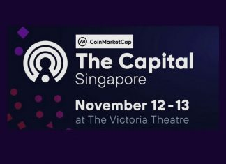 CoinMarketCap first ever large scale conference set in November!