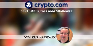 Crypto.com September AMA Summary
