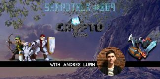 Anders Lupin shares all the details about CryptoWars