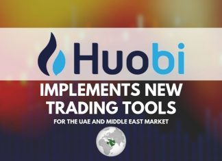 Huobi and CASHU introduced new trading tools.