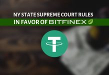 Bitfinex doesn't need to show sensitive documents.