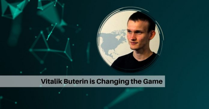 Buterin wants to improve blockchain