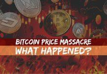 Bitcoin is crashing