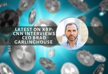 Latest on XRP: CNN Interviews CEO Brad Garlinghouse