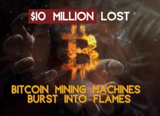 10 million of Bitcoin lost