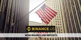 Binance.US Now Insures USD Deposits