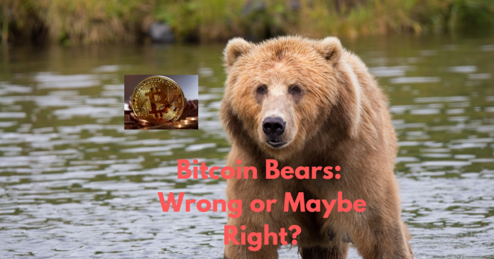 Bitcoin Bears: Wrong or Maybe Right?