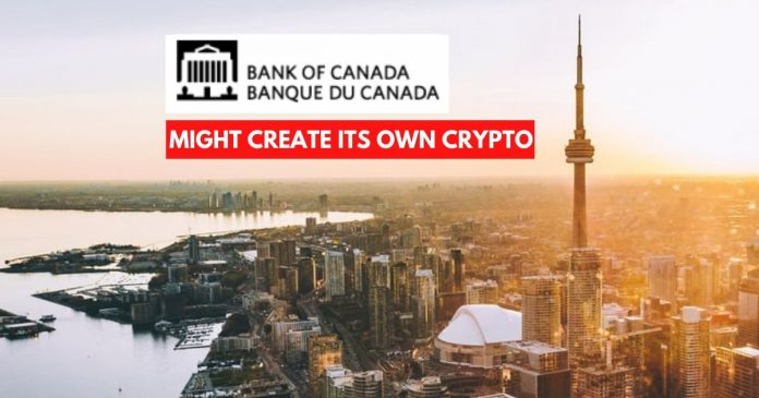 Cryptocurrency and Bank of Canada