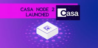 Casa launches a new node