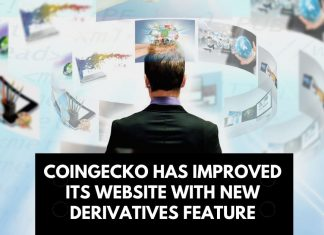 CoinGecko Has Improved its Website with New Derivatives Feature