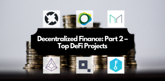 Understanding the Decentralized Finance Ecosystem: Part 2 – Top DeFi Projects