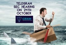 Gram Delay? Telegram and SEC to Argue in Court on 24th October