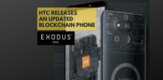 HTC Releases an Updated Blockchain Phone