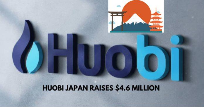 Huobi Japan Raises $4.6 Million for Expansion