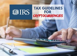 Cryptocurrency tax guidelines