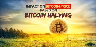 Bitcoin price halving