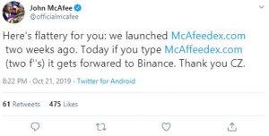 McAfeedex.com