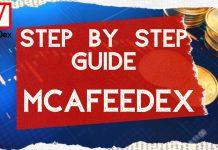 McAfee's DeX